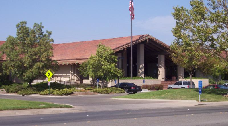City of Folsom, CA, Police Department & Jail Facility