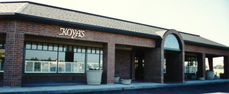 Koyas Restaurant, Fair Oaks, CA