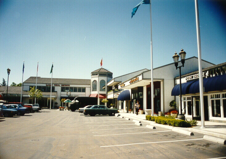 Lyon's Village Retail Center, Sacramento, CA