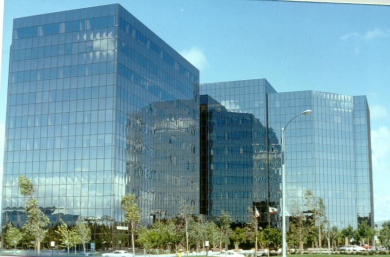 Security Pacific/Micro-Data Building, Irvine, CA